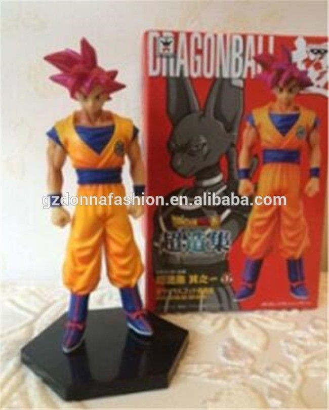 15CM Anime Dragon Ball Z Super Saiyan God Son Goku Boxed PVC Action Figure Collectible Model Toy, View Action Figures, donnatoyfirm Product Details from Guangzhou Donna Fashion Accessory Co., Ltd. on Alibaba.com