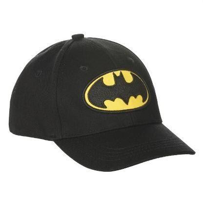 DC Comics BATMAN Toddler Baseball Cap - Personalized