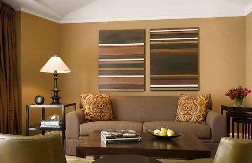 Pintar En Colores Tierras Pintomicasa Com Decoracion De Salas Modernas Decoracion De Salas Como Decorar La Sala