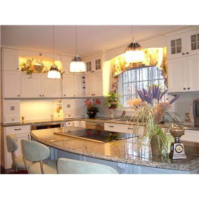 Contemporary (Modern, Retro) Kitchen by Peggy Golden