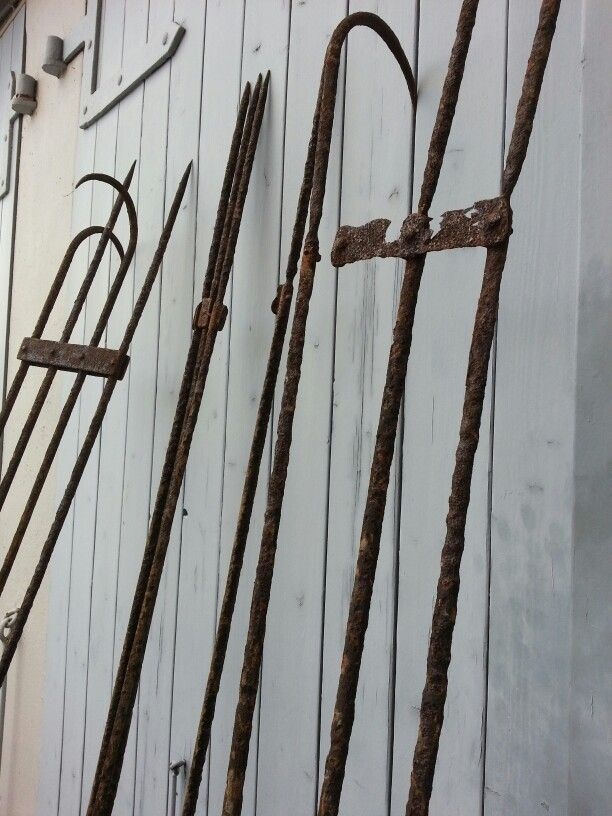 zaunelement #eisenzaun #zaun #schmiedekunst #eisen #rost #rusty, Deko ideen