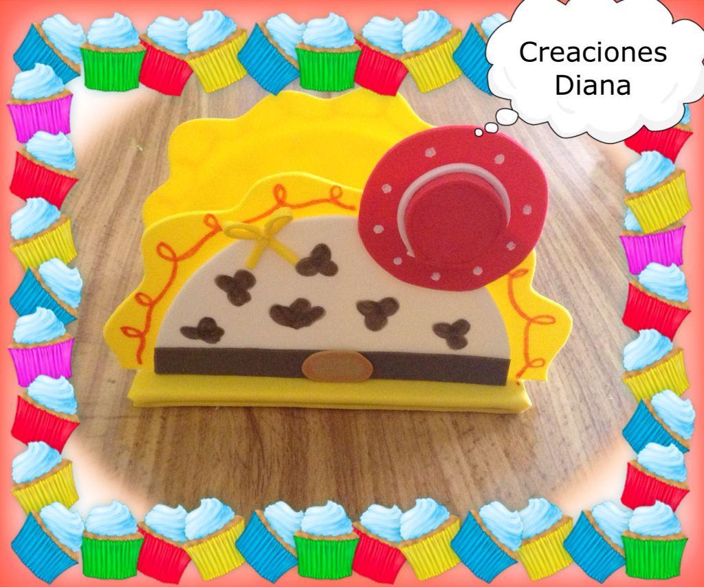 055f16ced Servilletero fiesta toy story Invitaciones Originales, Cumpleaños De Mickey  Mouse, Servilleteros, Fiesta Vaquera