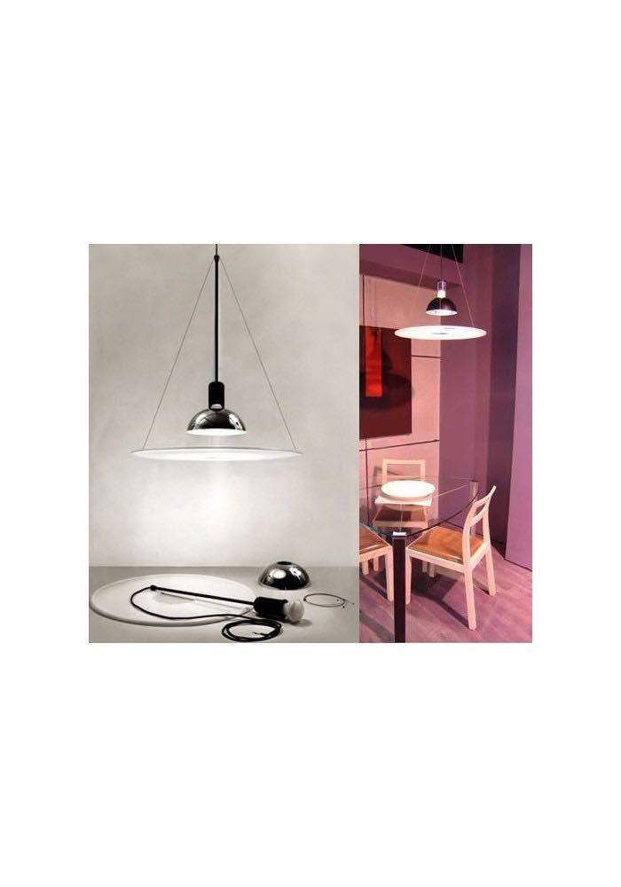 frisbi light flos i   Flos light, Hanging lights, Lights