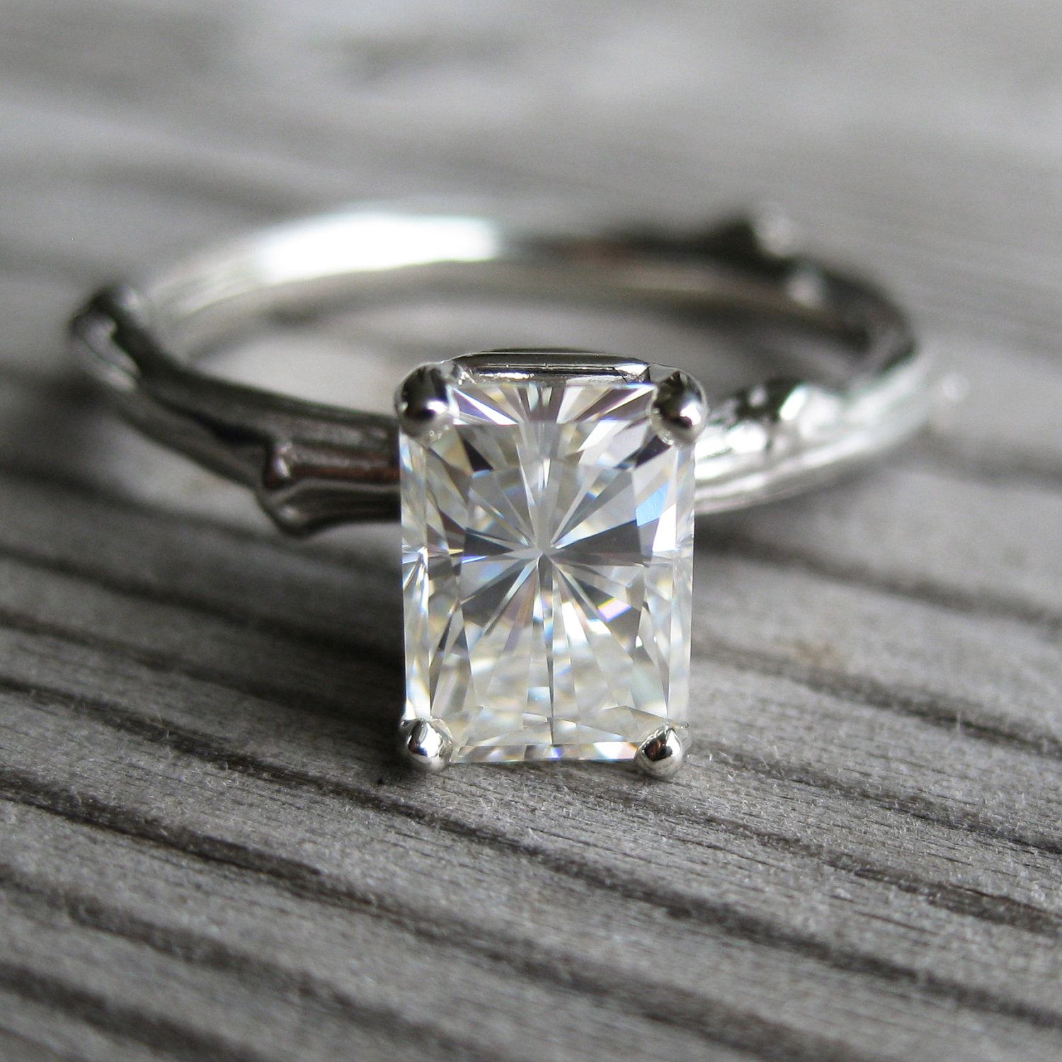 engagement twig moissanite best or rose gold of white rings ring yellow