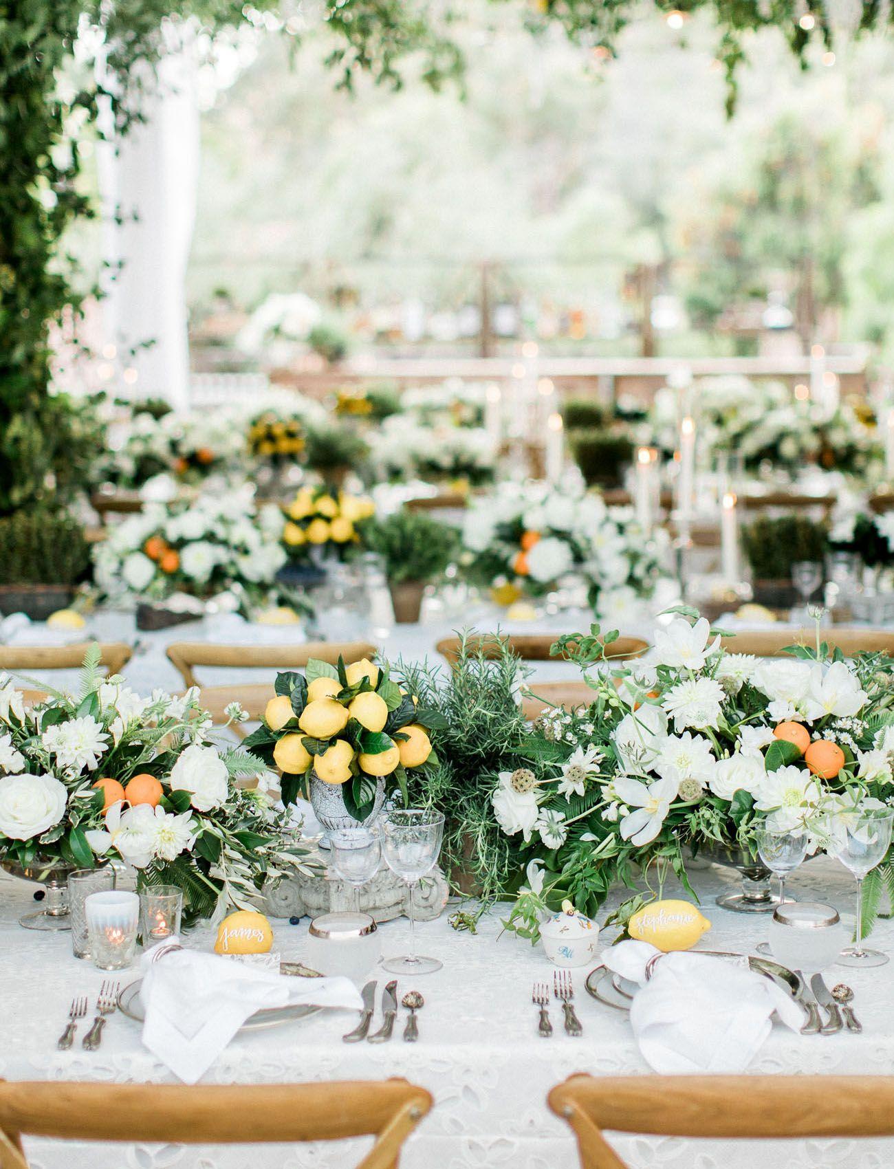 This Supermodel Had The Dreamiest Italian Wedding In Orange County