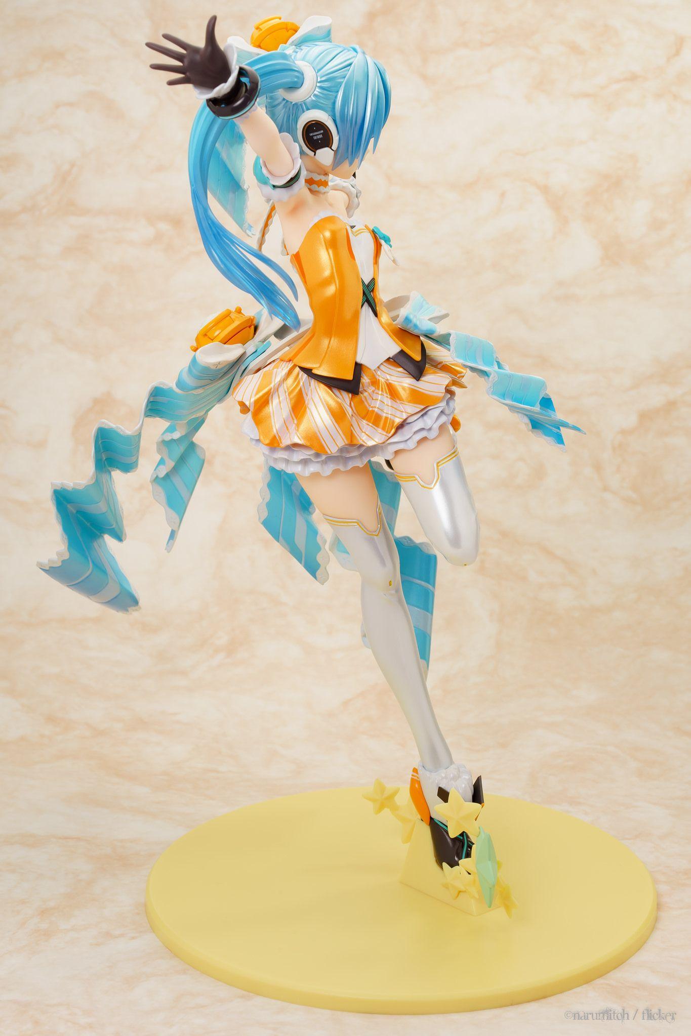 Hatsune Miku Orange Blossom Ver._04 Hatsune miku