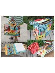 Baby & Toddler Sewing Patterns - Artful Bags & Accessories Pattern