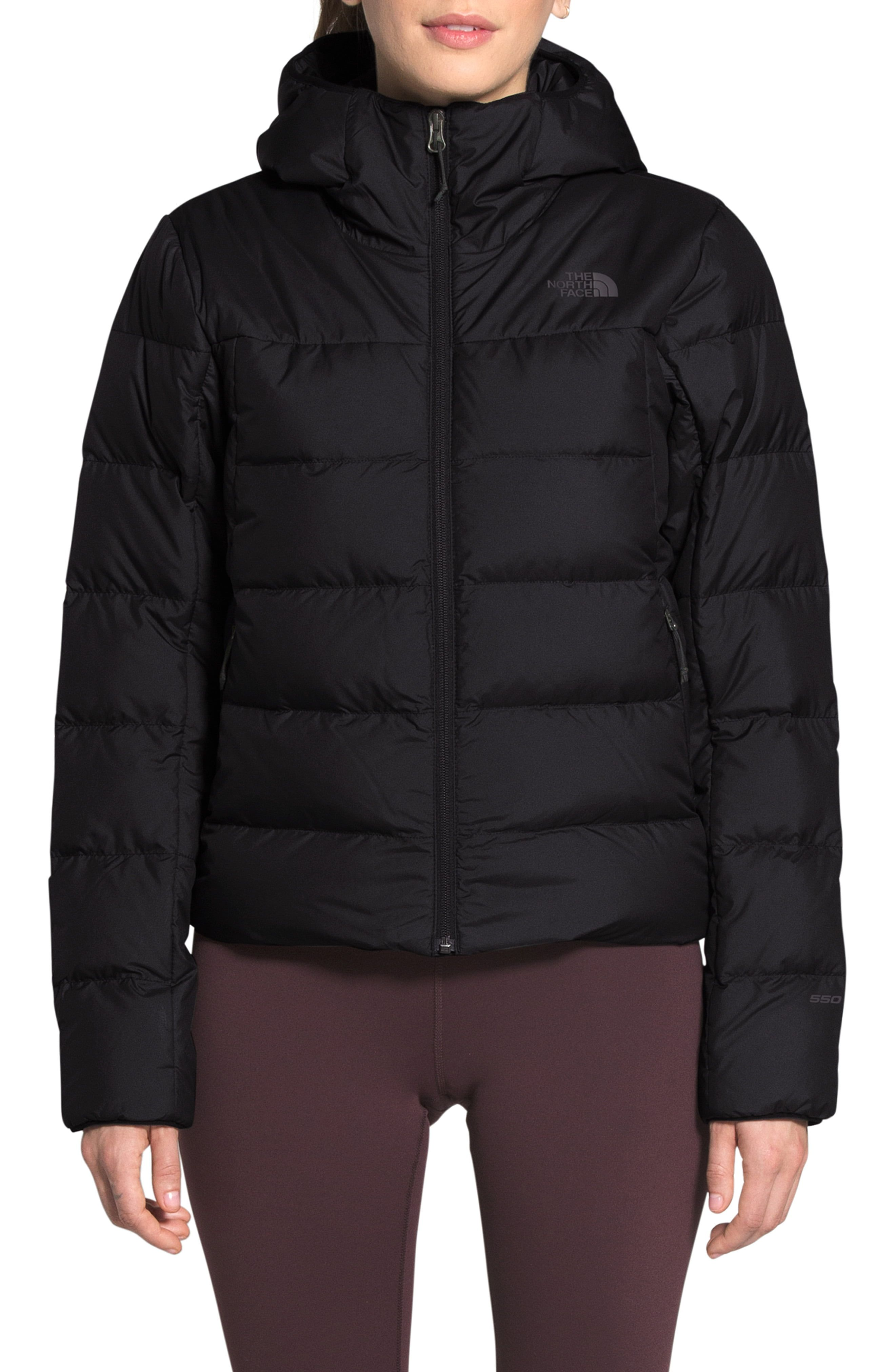 The North Face Valle Hooded 550 Fill Power Down Coat Nordstrom North Face Puffer Jacket North Face Coat Down Coat [ 4048 x 2640 Pixel ]