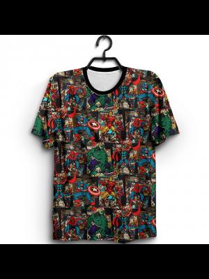 a80ac9766 Camiseta Marvel Vintage
