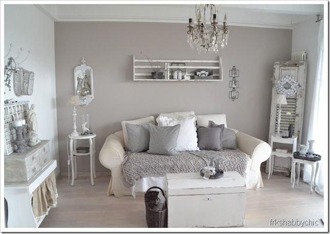 shabby chic einrichtungsstil ideen einrichtung. Black Bedroom Furniture Sets. Home Design Ideas
