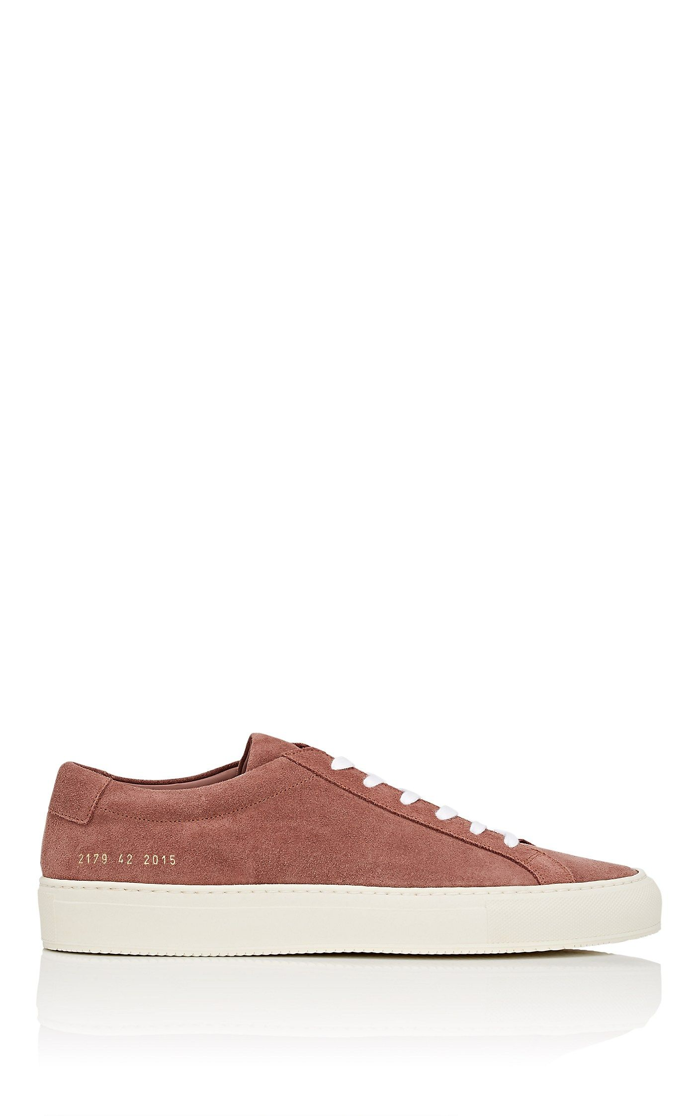presenting half off more photos Common Projects Men's Achilles Suede Sneakers | Clothes and ...