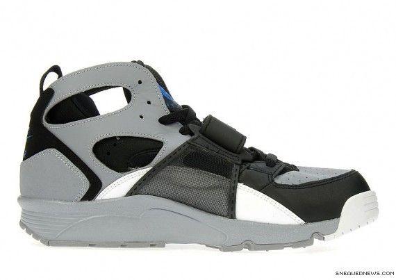 Nike Air Trainer Huarache - Grey - Black - Blue - SneakerNews.com ...