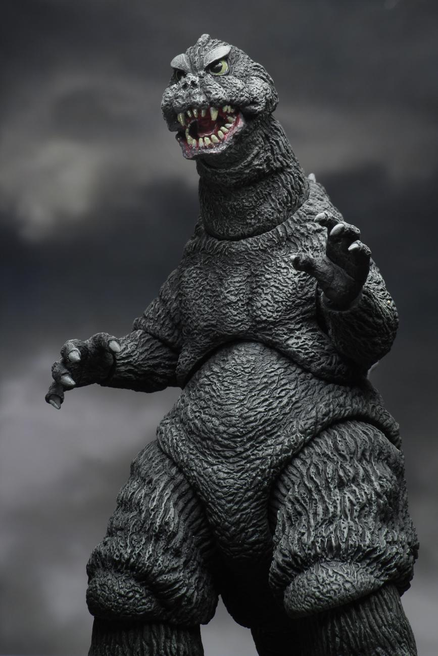 Godzilla figure Patch 3 inches tall