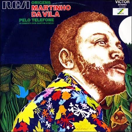 Lp Origens Martinho Da Vila 1973 Martinho Da Vila Melhores