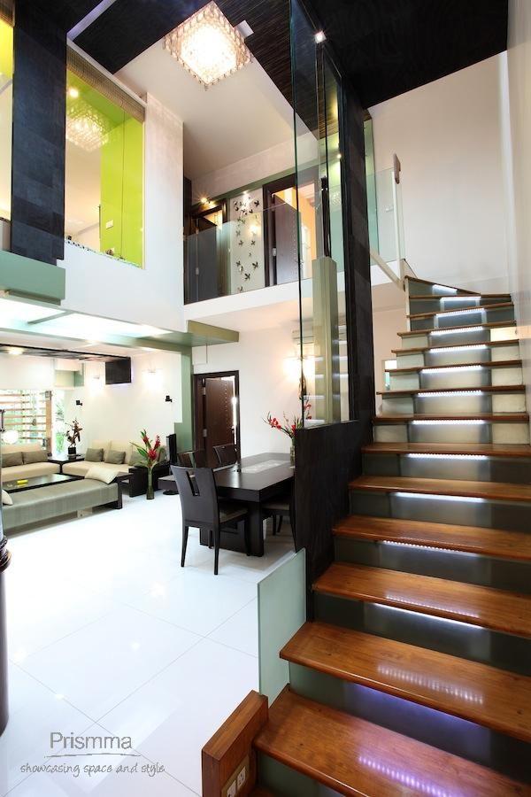 Staircase Design. Bangalore Architect Adithya Kashyap