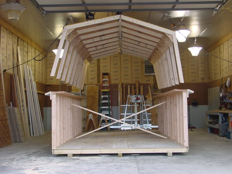 Gambrel Roof Sheds Plans Google Search Shed Plan Shed Plans