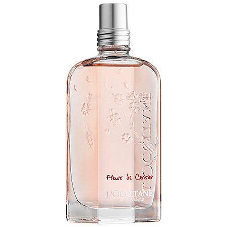 L Occitane Fleurs De Cerisier Cherry Blossom Eau De Toilette Sephora Spray Blossom Flor De Cerejeira