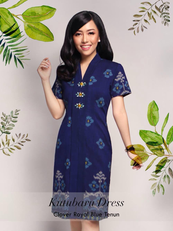 Pin By Montha Chai On Batik In 2019 Model Dress Batik