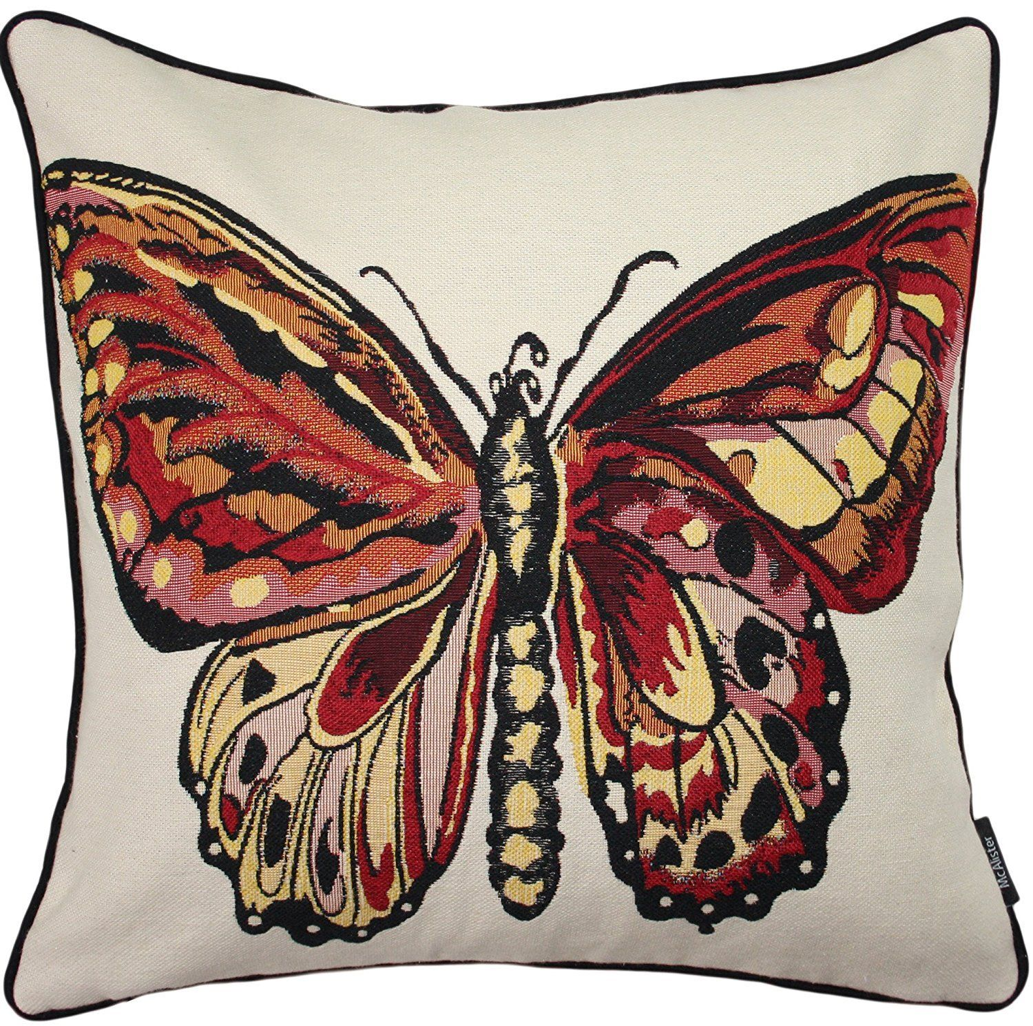 McAlister Textiles Bug's Life Pillow Cover Funky