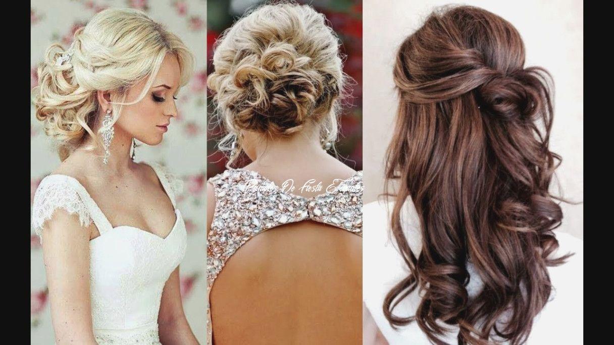 7 Hechos Que Nunca Conociste Sobre Peinados De Fiesta Elegantes  – Peinados