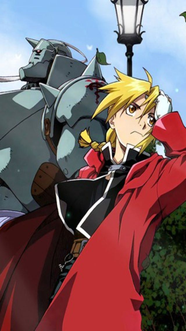Full Metal Alchemist Iphone 5 Wallpaper 640x1136 Fullmetal Alchemist Anime Wallpaper