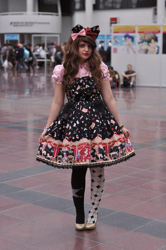 #circus lolita