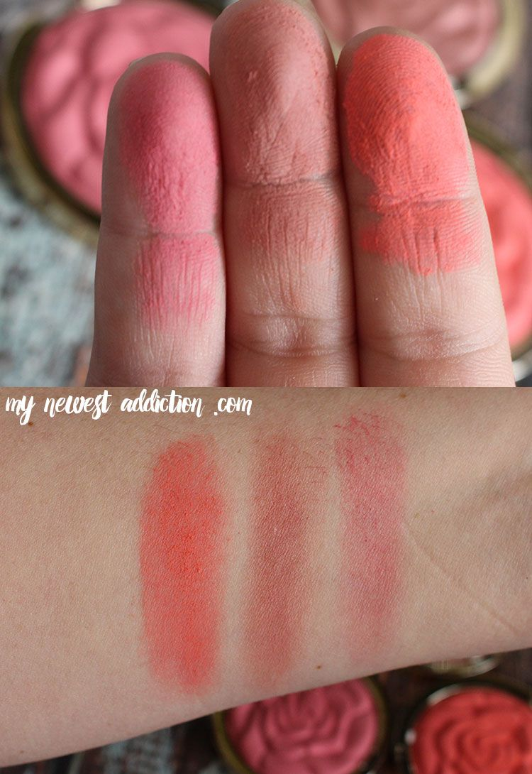 Colorful Face Powders – Blush, Bronze, Highlight, & Contour by Sephora Collection #19
