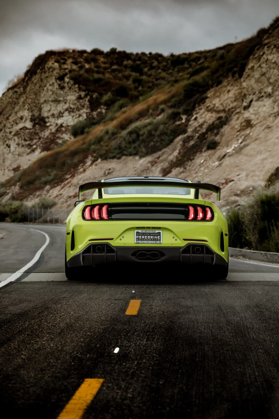 Peregrine Automotive To Debut 900hp Revenge Mustang Gt In Monterey With Images Mustang Mustang Gt Super Cars