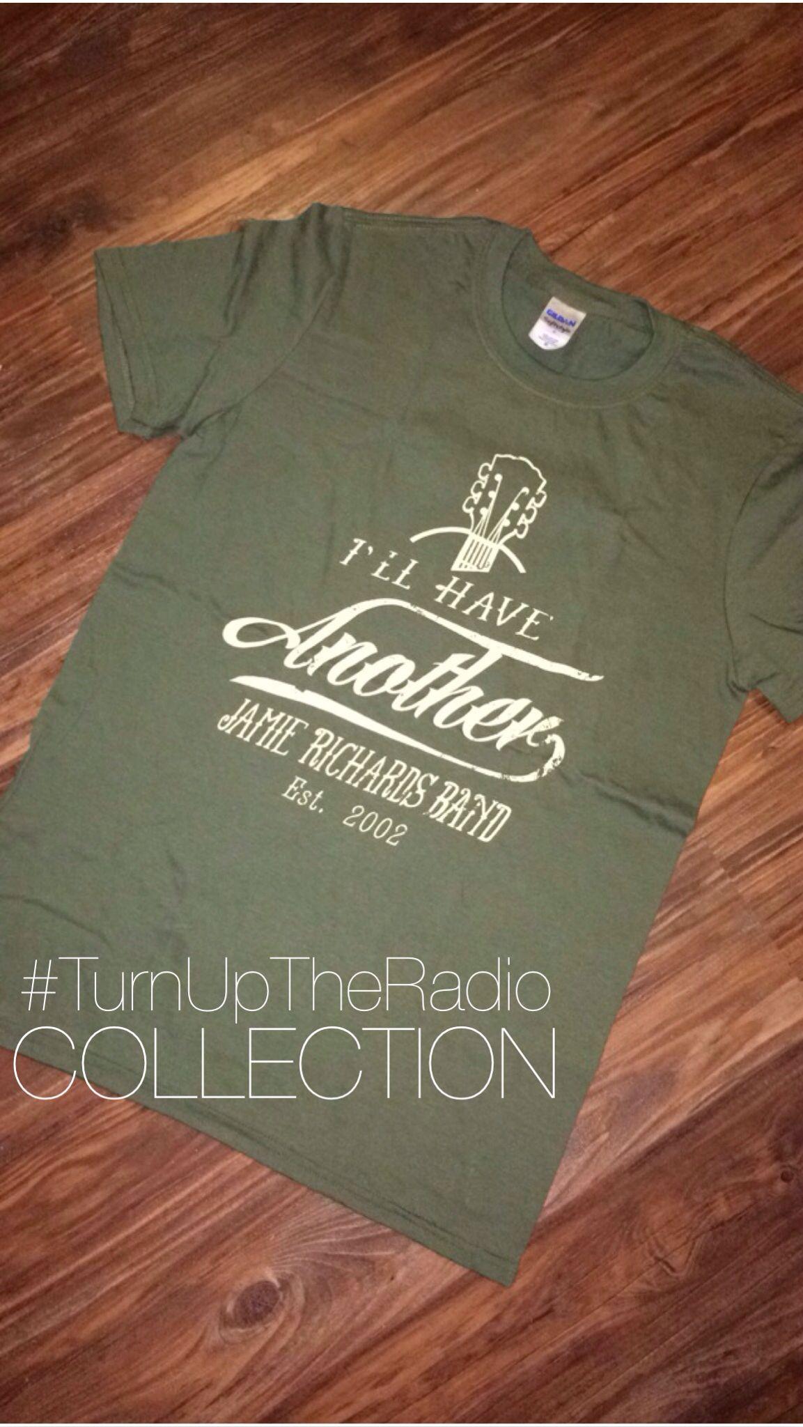 Team #TurnUpTheRadio swag! Go
