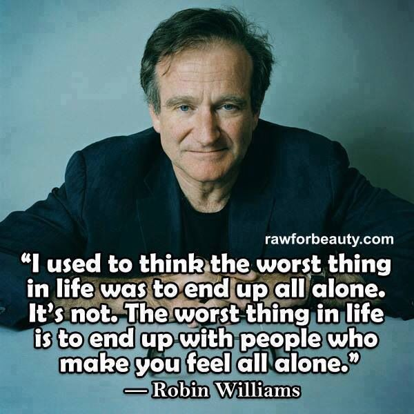 From Robin Williams