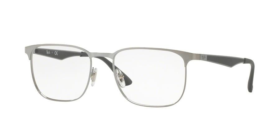 Ray Ban Optical Rx6363 Square Eyeglasses For Unisex Ray Ban