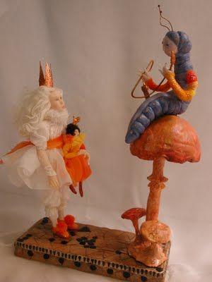 Alice in Wonderland by Bonnie Jones
