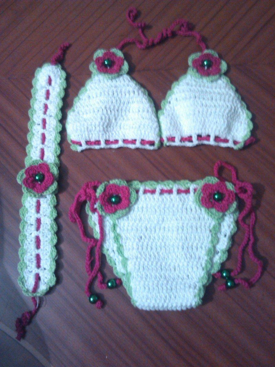 Niña Con Buscar Crochet Para GoogleNapoleon Bikinis Tejidos A lFKc1TJ3