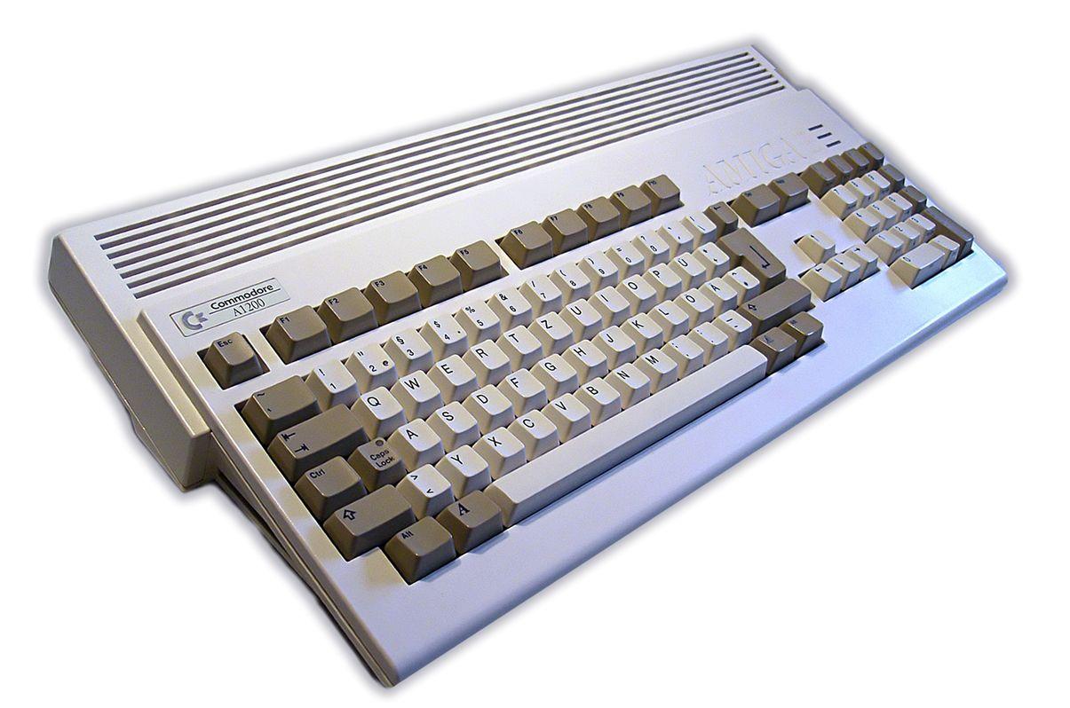 Resultado de imagem para Amiga 1200