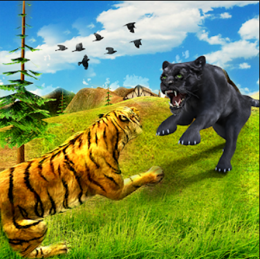 Real Panther Simulator 2018 - Animal Hunting Games: Welcome to the