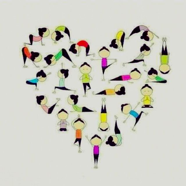 90 minutes of relaxation .....The 26 poses of Bikram yoga