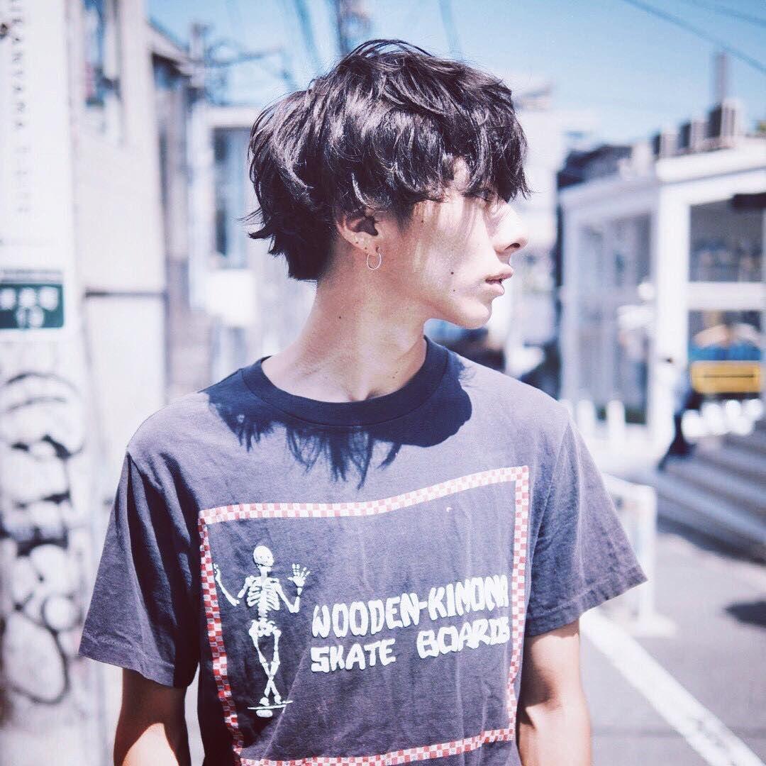 "85 Likes, 7 Comments - makoto sugawara (@makoto121323) on Instagram: ""重ためな束感男子 #麻布十番祭り  #hair #hairstyle #menshair #ヘア#ヘアスタイル #メンズヘア #shooting #撮影 #作品撮り#イケメン #代官山 #SOCO…"""