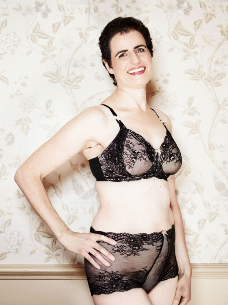 c8f21b8081 Lorna Drew uses 50 year old breast cancer survivor as model for its new  mastectomy line. Brilliant!
