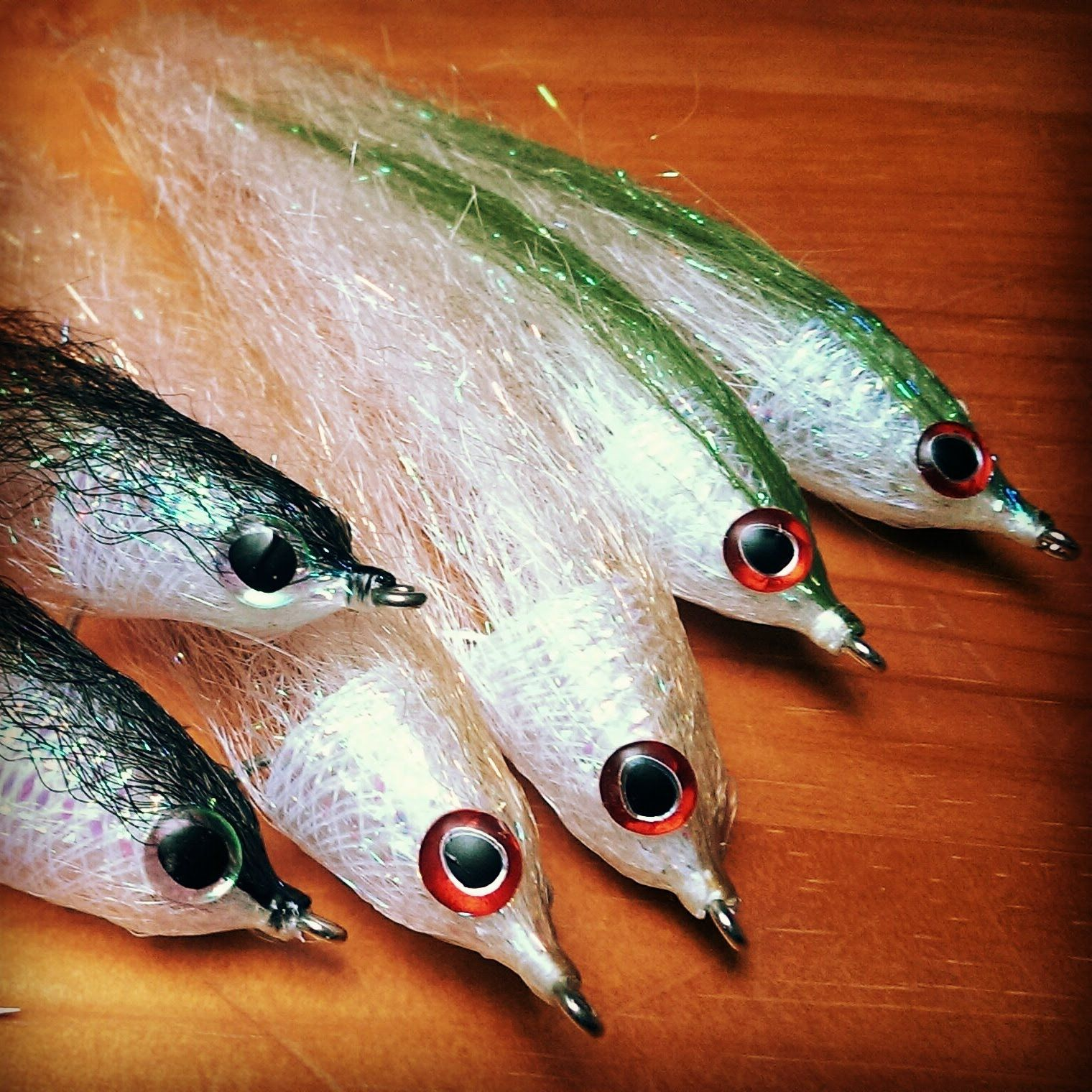 Fat boy mullet how to tie a bait fish fly fishing for How to fly fish for bass