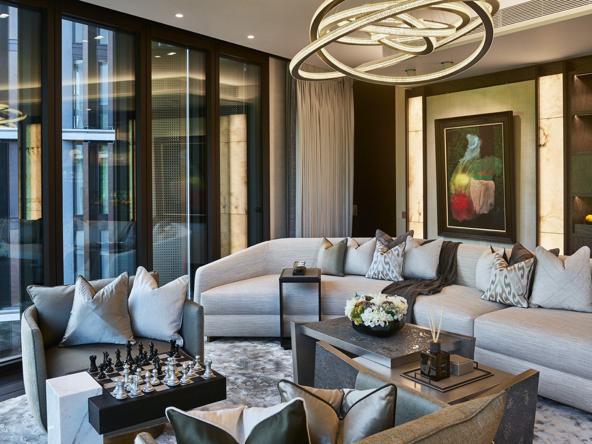 One Hyde Park Knightsbridge London Luxury Interior