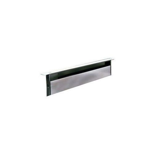 Broan 283603 1100 Cfm 36 Wide Stainless Steel Downdraft Range Hood With Adjusta Stainless Steel Broan Broan Ventilation System Trim Kit
