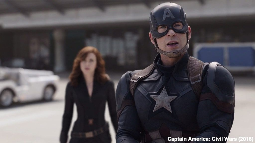 Chris Evans As Captain America A Journey Full Of Doubts And