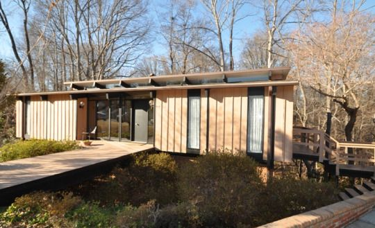 Pin by Ken Allgood on Mid Century Modern Architecture | Pinterest ...