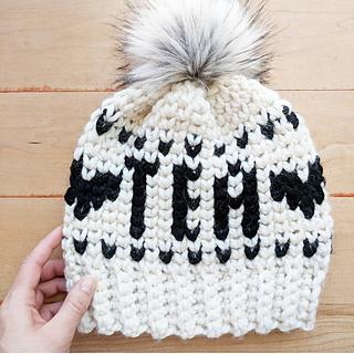 7f4c38f9 CROCHET PATTERN: Tea Beanie by Lady Jay Crochet. #crochet #crocheter  #crochetbeanie #crochethat #crochetpattern #teabeanie #teatime #tealover ...