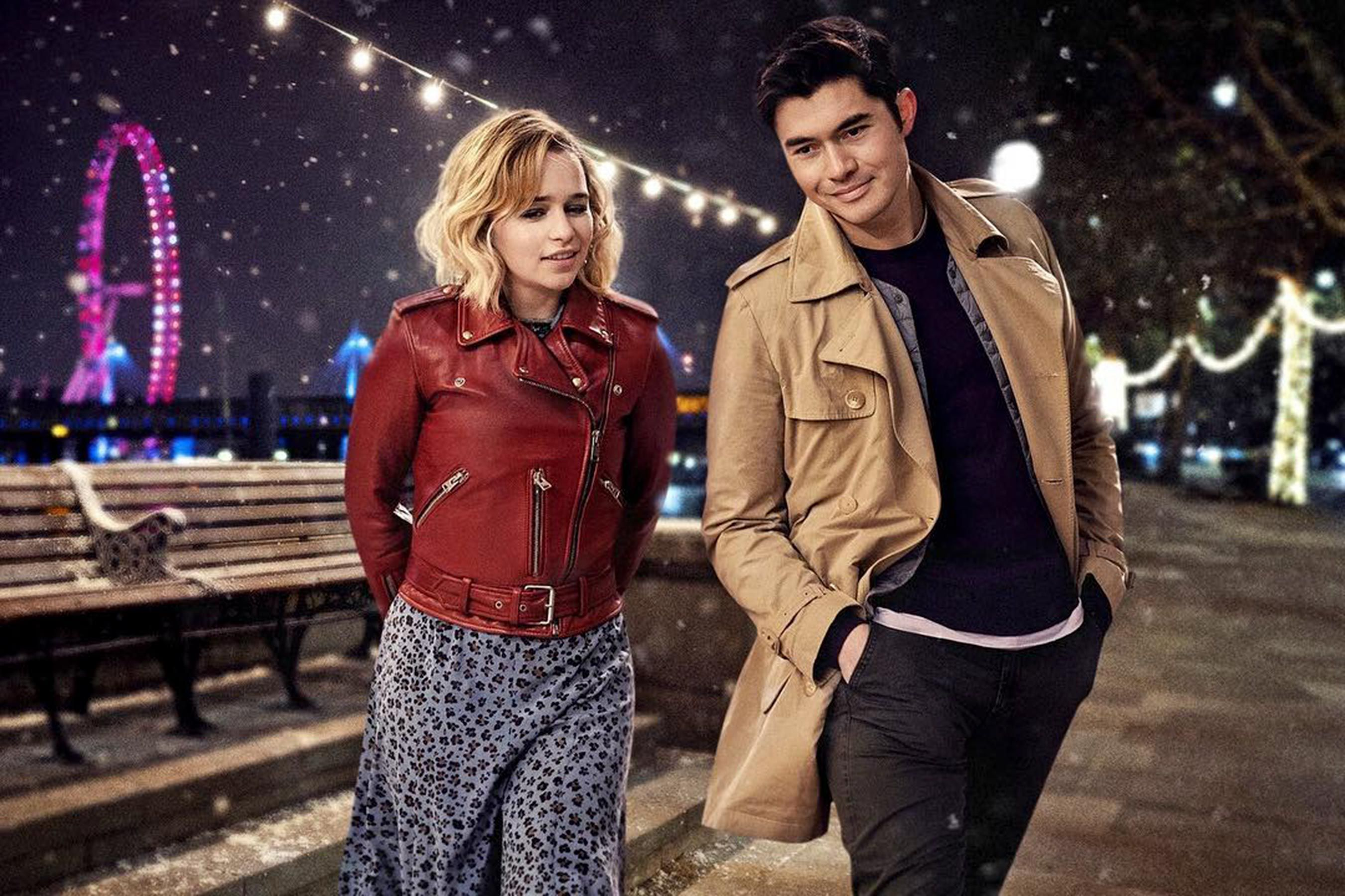 Henry Golding, Emma Thompson preview 'love letter' to