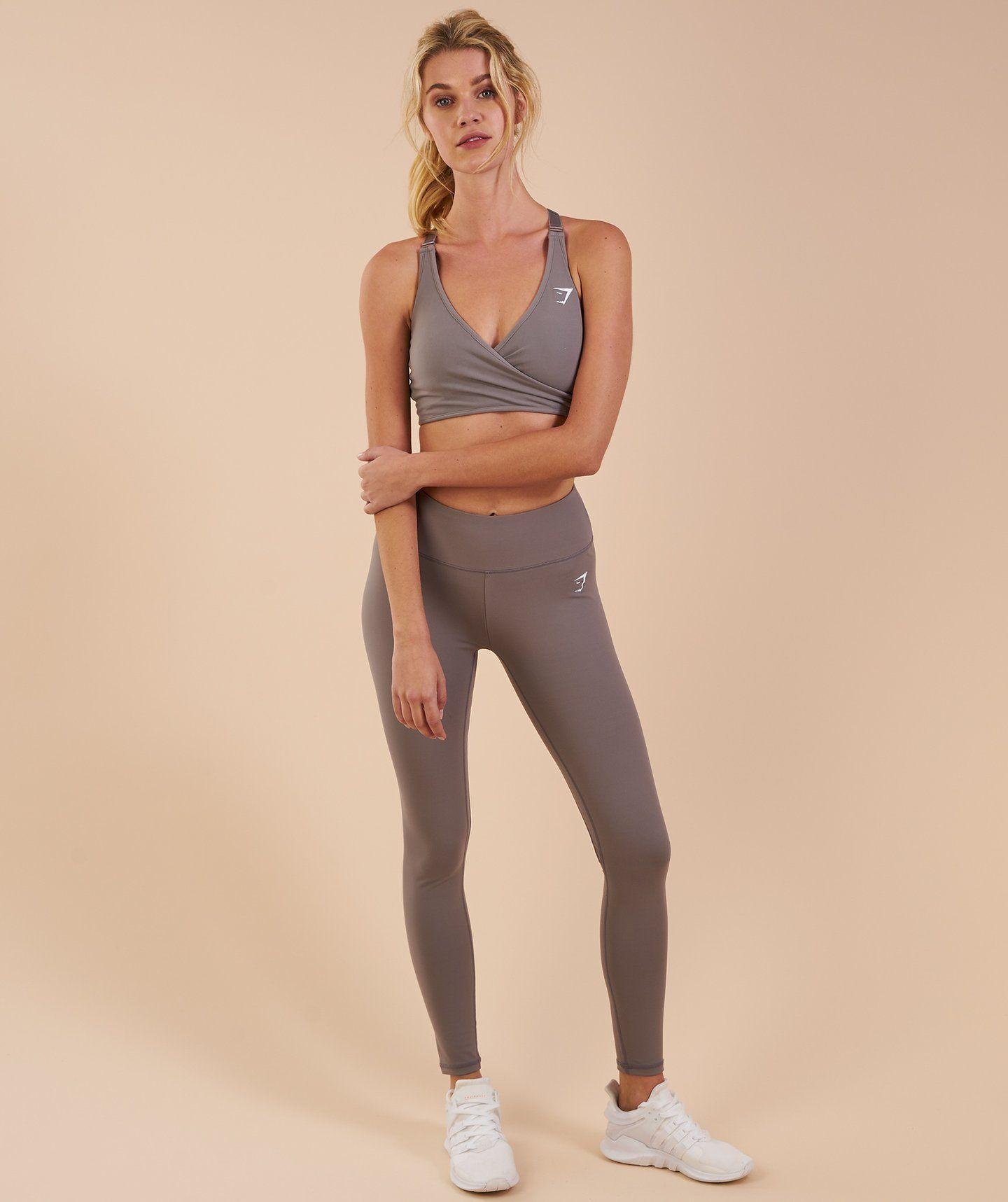 7c77c59524999 Gymshark Dreamy Leggings - Slate Grey | gym wishlist | Leggings, Bra ...