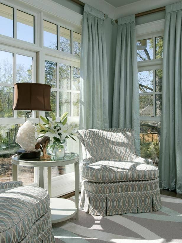 Pin de ALICIA LUNA en DECORACION Pinterest Decoración - cortinas para terrazas