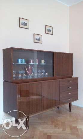 Regal Serwantka Barek Kredens Wysoki Polysk Lata 60 Prl Home Decor Decor Furniture