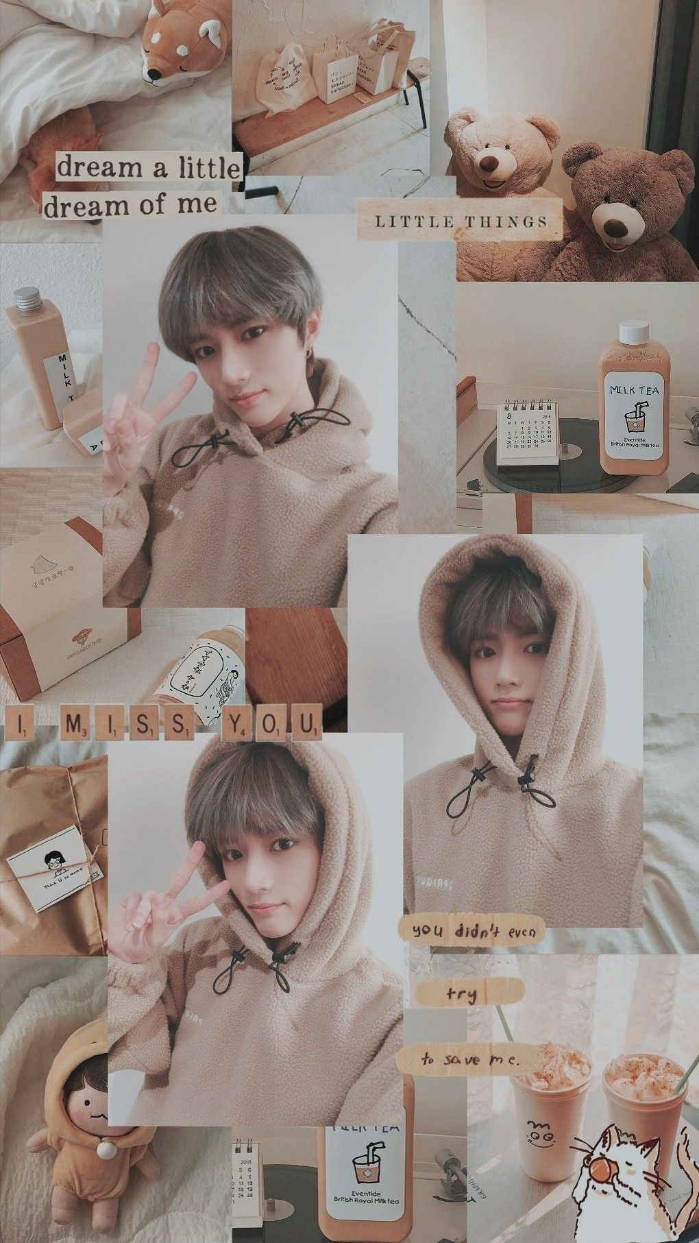 BEOMGYU Aesthetic Wallpaper #txt #beomgyu #wallpapers # ...