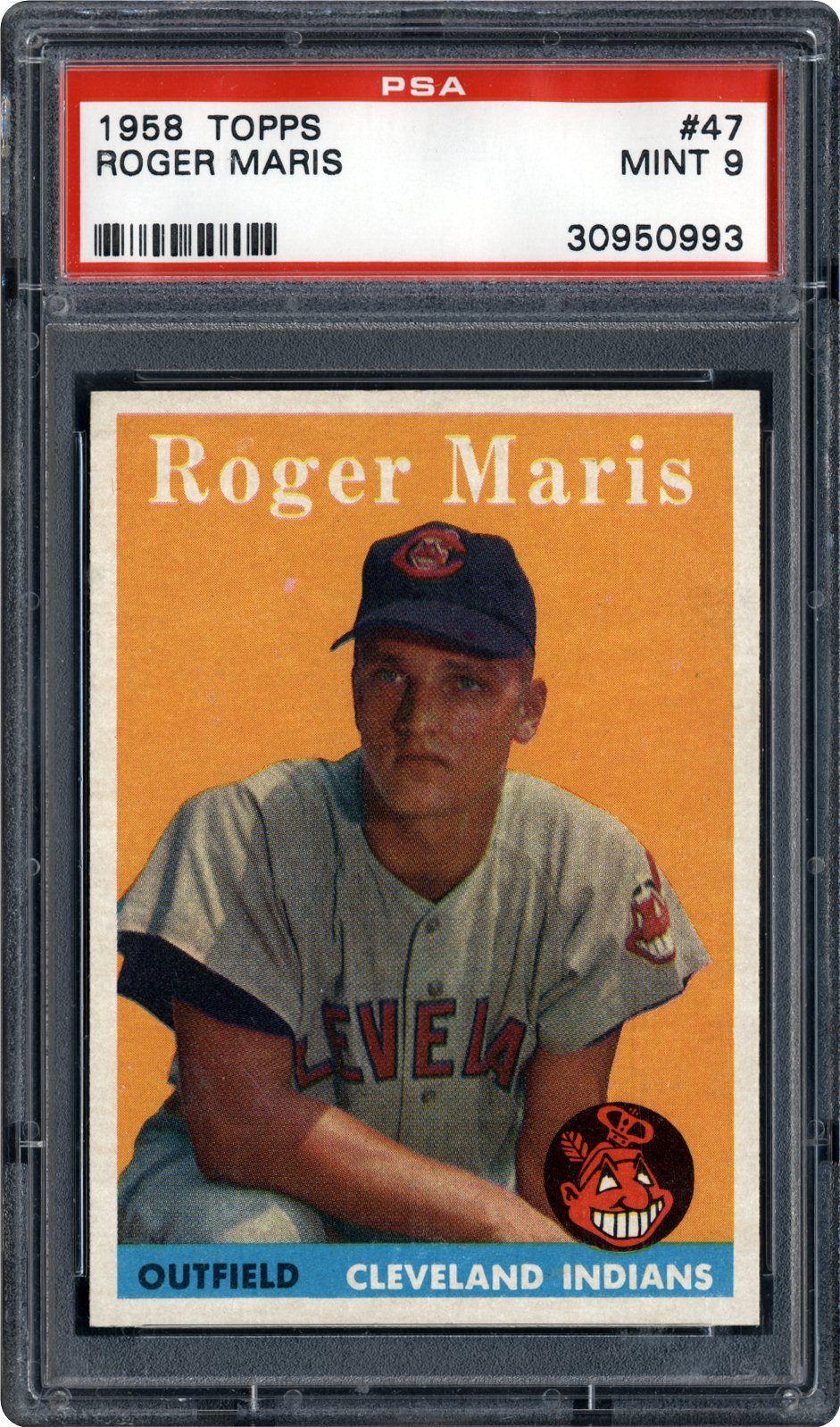topps baseball cards Baseball Cards 1958 Topps